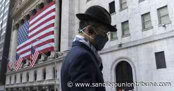 Wall Street baja tras declaraciones de funcionario de la Fed - San Diego Union-Tribune en Español