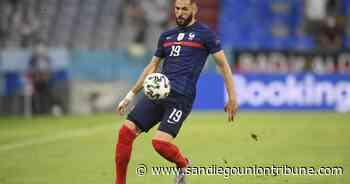 Regreso de Benzema da velocidad al ataque francés - San Diego Union-Tribune en Español