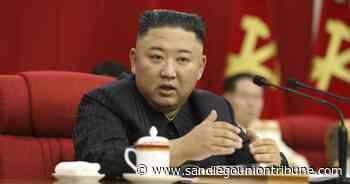 Kim Jong Un promete estar listo para confrontación con EEUU - San Diego Union-Tribune en Español