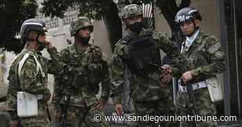 ELN niega estar detrás de atentado a base militar colombiana - San Diego Union-Tribune en Español
