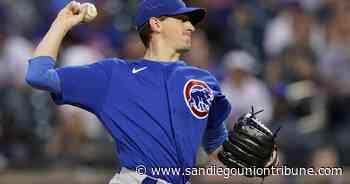 Hendricks domina y Cachorros derrotan 2-0 a Mets - San Diego Union-Tribune en Español