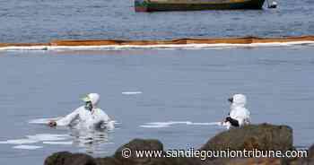 Sigue descontaminación en isla cercana al Canal de Panamá - San Diego Union-Tribune en Español