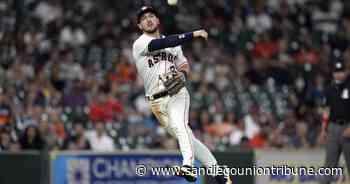 Astros colocan a Bregman en la lista de lesionados - San Diego Union-Tribune en Español