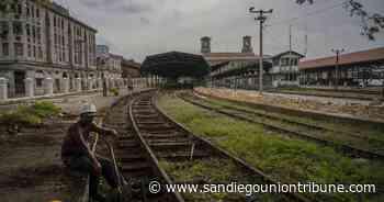 Estación ferroviaria de La Habana busca recuperar esplendor - San Diego Union-Tribune en Español