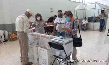Cerrado conteo para el alcalde en Rioverde - Plano informativo