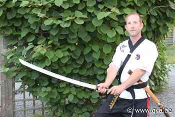 Balenaar Mark Ramaekers wint WK vormlopen met zwaard - Gazet van Antwerpen