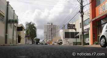 Sem vaga em UTI, Catanduva (SP) pede explicação a quem sai na rua - HORA 7