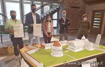 Pisa in miniatura realizzata con i diorami - Qui News Pisa
