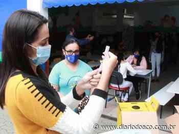 Trabalhadores da educação começam a ser vacinados em Coronel Fabriciano | Portal Diário do Aço - Jornal Diário do Aço