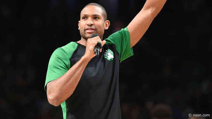 Al Horford Excitedly Shares Instagram After Trade To Celtics