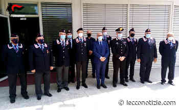 Lecco. Il Prefetto in visita all'Associazione Nazionale Carabinieri - Lecco Notizie