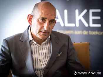 Marc Penxten nieuwe voorzitter politiecollege Borgloon na o... - Het Belang van Limburg