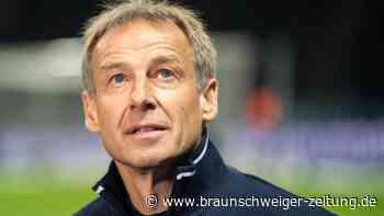 Klinsmann bringt sich erneut als Tottenham-Trainer ins Spiel