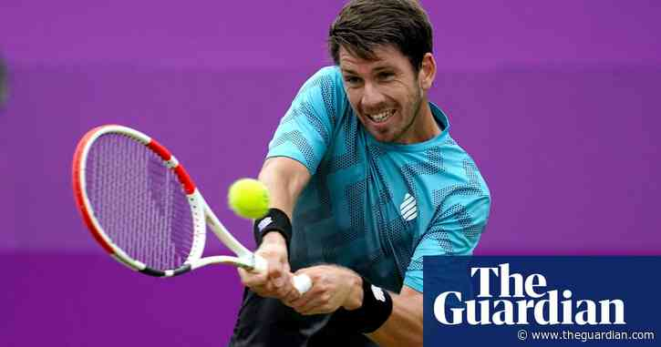 Cameron Norrie flies the flag but Dan Evans goes out at Queen's