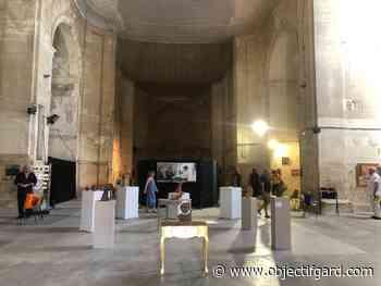 PONT-SAINT-ESPRIT L'art s'emmêle au prieuré Saint-Pierre du 18 au 27 juin - Objectif Gard