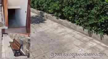 Bari, rubano panchine in via Modugno: ritrovate in uno scantinato. Due denunce - Il Quotidiano Italiano - Bari