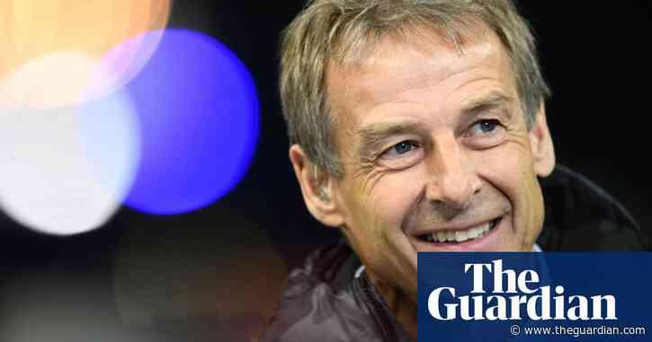Klinsmann declares interest in Spurs job after Gattuso talks called off