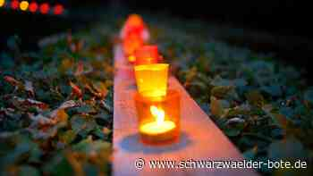 Buhlbachtal-Beleuchtung - Baiersbronner Lichterfest wird abgesagt - Schwarzwälder Bote