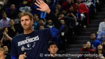In Beraterfunktion: Nowitzki kehrt zu den Mavericks zurück