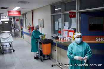Coronavirus en la Argentina: reportan 465 muertos y 20.363 nuevos contagios - LA NACION