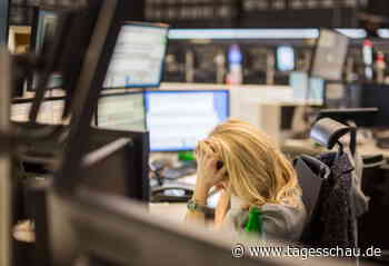 Marktbericht: Kater nach der Börsenparty