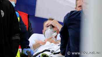 Eriksen discharged from hospital and is 'cheering on' teammates as they prepare for Russia clash