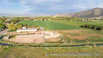 Robert Redford Lists 30-Acre Utah Ranch for $4.9 Million - Architectural Digest