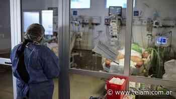 Murieron 465 personas y 20.363 fueron reportadas con coronavirus en el país - Télam