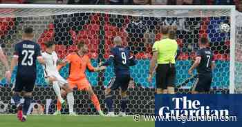 England frustrated by steely Scotland in Euro 2020 stalemate at Wembley