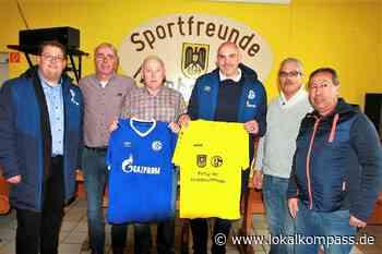 Hamborn 07 ist Testspiel-Gegner von Bundesliga-Absteiger Schalke 04 – Umbrüche bei der Jugend: Löwen besuchen die Knappen - Lokalkompass.de