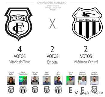 Palpite ge Caruaru #3: veja apostas para jogos dos pernambucanos na Série D - globoesporte.com