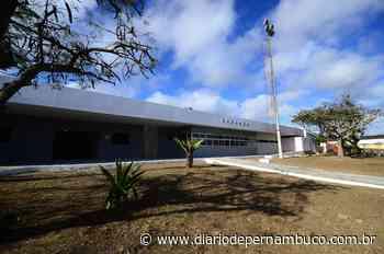 Aeroporto de Caruaru recebe obras de expansão da infraestrutura - Diário de Pernambuco