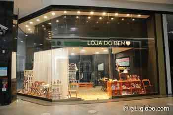 Shopping e projeto Transforma Caruaru inauguram 'Loja do Bem' - G1