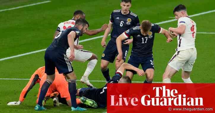 England 0-0 Scotland: Euro 2020 – live reaction!