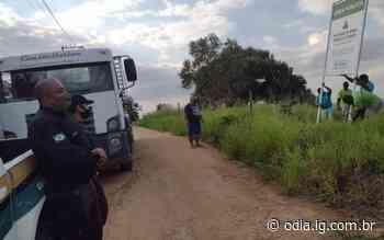 Prefeitura de Saquarema faz demarcação de áreas públicas no bairro Bicuíba | Saquarema | O Dia - O Dia