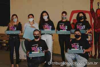 Alunos da Faetec de Saquarema vencem Festival de Tecnologia | Tribuna de Petrópolis - Tribuna de Petrópolis