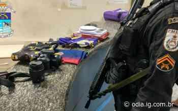 Homem é preso por furto a residência em Saquarema, - O Dia