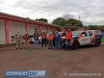 Palotina está sediando treinamento ofertado pela Defesa Civil Estadual - Correio do Ar