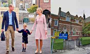 Will Prince William and Kate Middleton move George to a Berkshire boarding school?