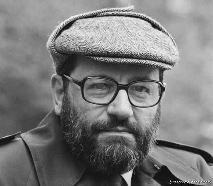 Umberto Eco's 36 Rules for Writing Well (in English or Italian)