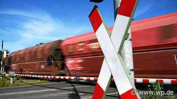 Burbach: Kind läuft fahrendem Güterzug auf Gleis entgegen - WP News