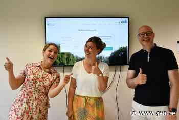 Nieuwe websites zijn knap staaltje teamwork (Schilde) - Gazet van Antwerpen