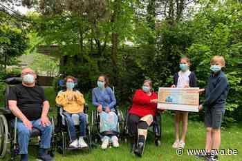 Wonderwijzer maakt drie sociale organisaties gelukkig (Schilde) - Gazet van Antwerpen