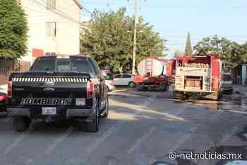 Se incendia vivienda en Infonavit Casas Grandes - Netnoticias