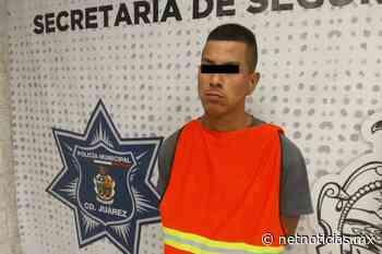 Vecino lo denuncia por vender cristal en Infonavit Casas Grandes - Netnoticias