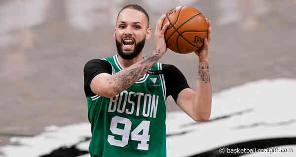 Celtics Believe Odds Of Re-Signing Evan Fournier Improved With Kemba Walker Trade