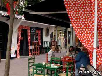 El bares de Algeciras se visten de feria - 8directo - La Calle Real