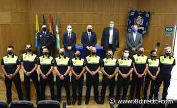 Once nuevos agentes para la Policía Local de Algeciras - 8directo - La Calle Real