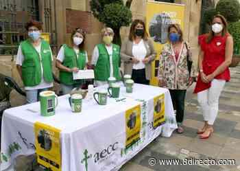 La AECC realiza en Algeciras su tradicional recogida benéfica de fondos - 8directo - La Calle Real
