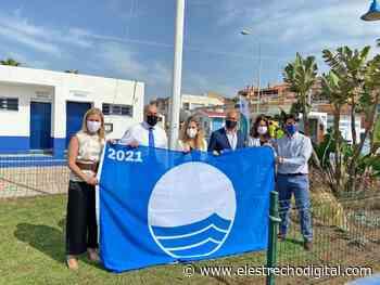 Algeciras ya tiene su bandera azul en Getares - El Estrecho Digital